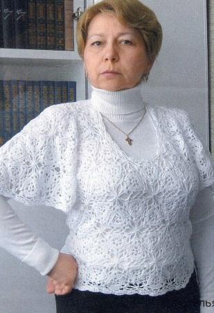 Женский джемпер