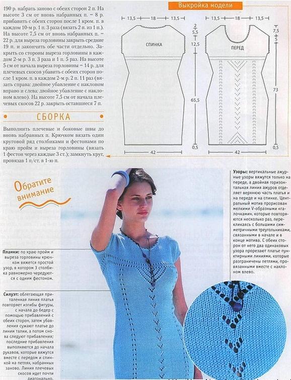 Модель взята из журнала.