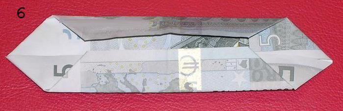 Как оригинально подарить деньги на