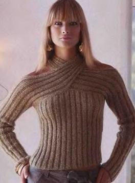 Вязание спицами мохер фото моделей