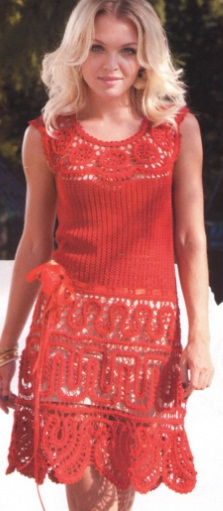 Платье 2012