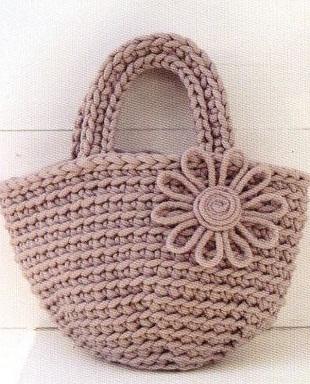 крючком сумки схемы