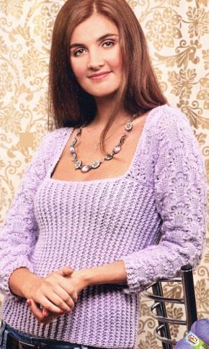 Вязаный свитер женский на заказ (093)340-66-20 ::: альбом Вязаные