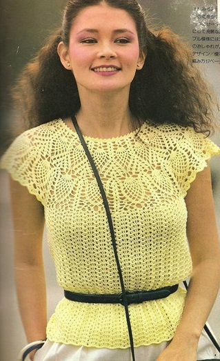 Схему вязания можете