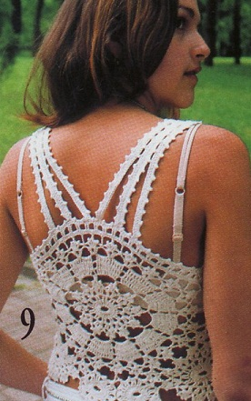 Crochetpedia Crochet Tank Top Sleevless Patterns