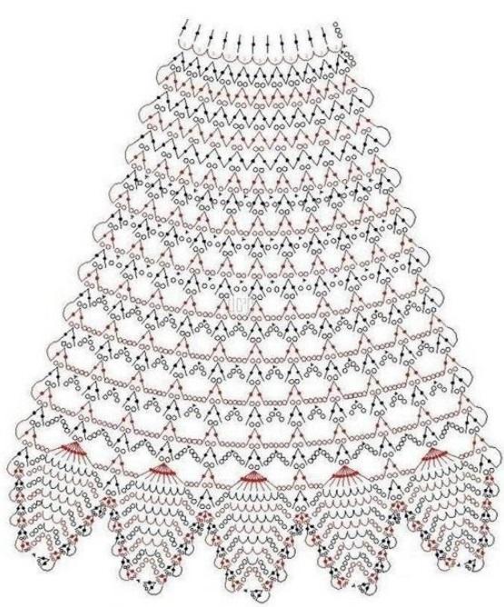 35094bbcc57 В этой статье подобраны популярные схемы для вязания самых красивых юбок  модного сезона 2018 года. Почти все юбки