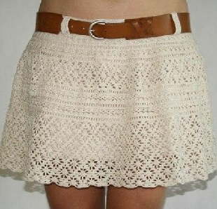c576ca62d0c Схемы для вязания юбки крючком