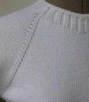 Круговое вязание спицами