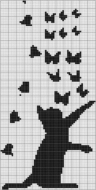 方格花图解(152) - 柳芯飘雪 - 柳芯飘雪的博客