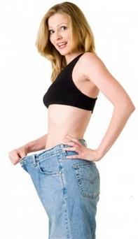 вес не уходит при правильном питании