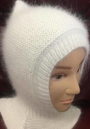 Шлем спицами